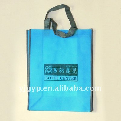 High quality promotional recyclable cheap non woven shose carry bag