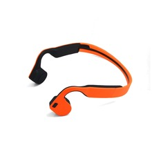 Neckband Bone conduction Bluetooth stereo earpiece