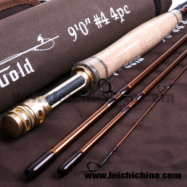 Best price high quality V-Gold 9044 fly fishing rod made in China