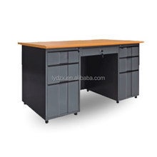 2014 steel executive office desk table design