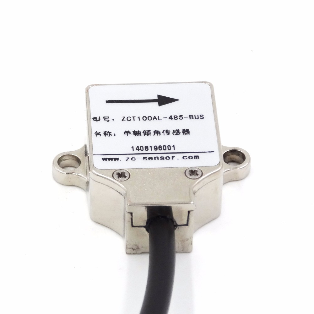 well sold One Axis Digital RS485 BUS variety aerial equipment angle control sensor with high quality