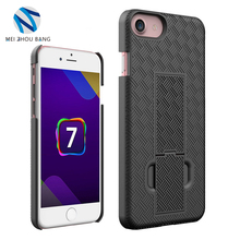 New Design Map Texture Holder Back Case Cover PC Mobile Phone Case For Apple Iphone 7