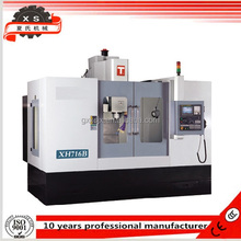 Low Price 3 Axis CNC Milling Machine XH716 Vertical Machining Center from China Supplier