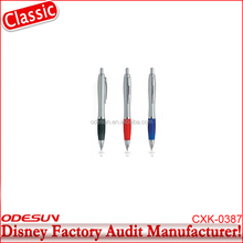 Disney Universal NBCU FAMA BSCI GSV Carrefour Factory Audit Manufacturer Promotional Pen Free With Led Light