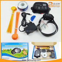 hot sell underground electric outdoor pet fence from china TZ-KD660 dog fence system to take care your dog