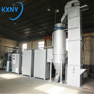 biomass gas genset gasifier biomass generator power plant