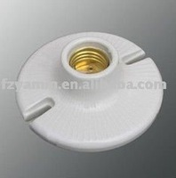 Ceiling Porcelain Lamp Holder 507B, Lamp Socket, Fluorescent Lamp Sockets