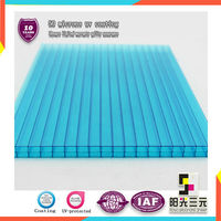 Three-layer pc polycarbonate sheet