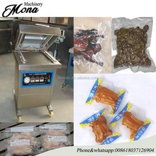 Sliced cold meat stretch film vacuum packaging machine Automatic thermoforming vacuum packaging machine