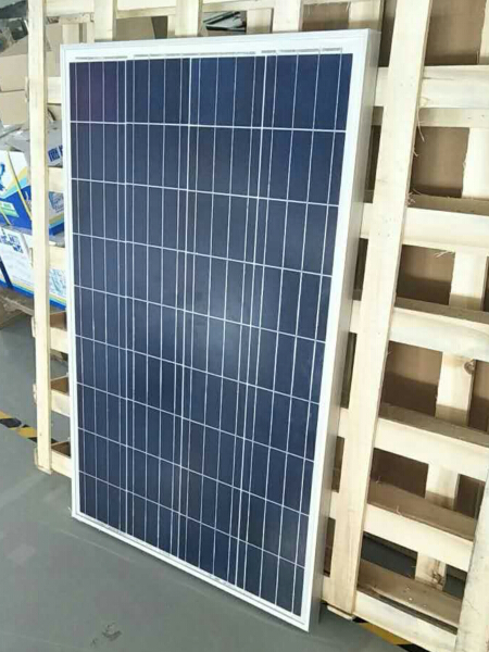 PV solar panel price poly solid solar panel 100w dc 12v