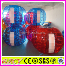 Outdoor Sport Used 1.5M PVC Adult Bumper Ball