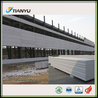 China lightweight building materials ALC AAC external wall