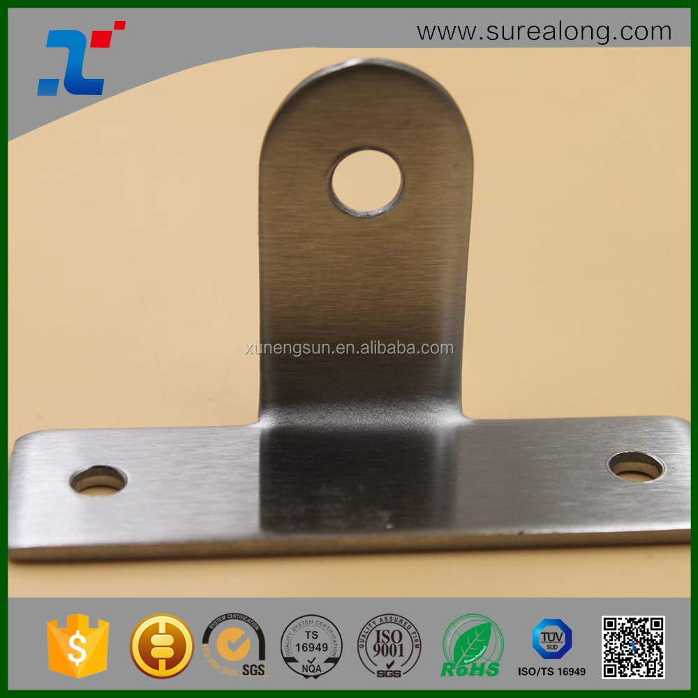 Furniture accessory kitchen steel angle bracket
