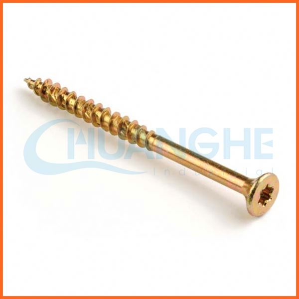 China manufacturer galvanized stainless steel truss head torx screw