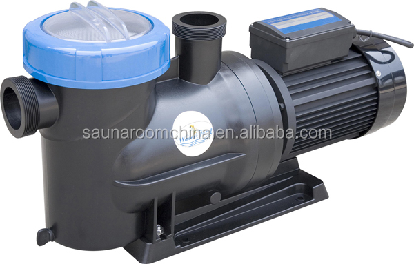 Swimming pool and spa pool use 220v electric motor small for Motor piscina