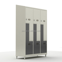 Modern Colorfurl Customize L Shape Steel Locker