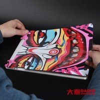 vinyl skin stickers printing machine for Iphone/Ipad/Laptop cover