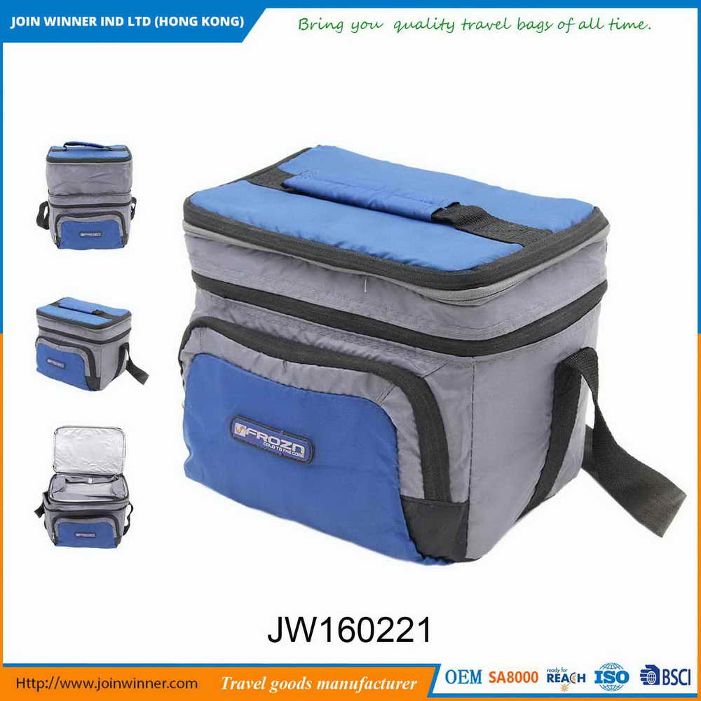 China Supplier Cooler Bag with Solar Panel of CE Standard
