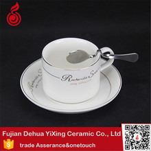 nescafe coffee cup white customized factory direct wholesale handmade high-grade bulk custom Chinese tea cup set