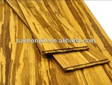 Strand Woven Tiger color bamboo flooring