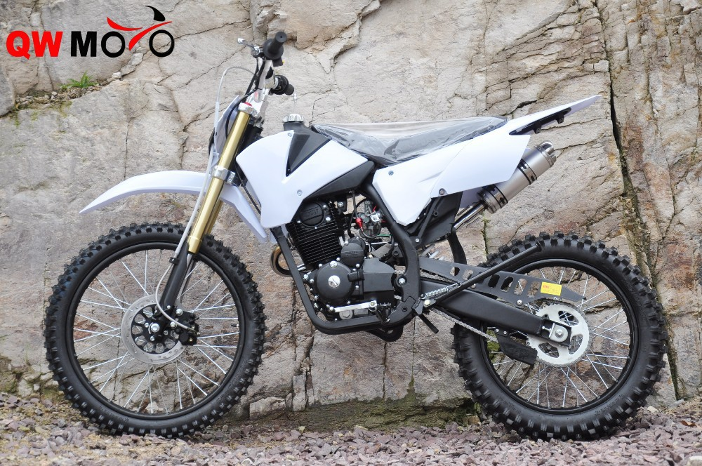 High Quality 250cc Racing Dirt Bike Pit Bike Mnaual