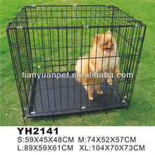 Sale!!! High Quality Material Wholesale Large Metal Flat Roof Dog House