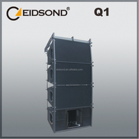 professional loudspeaker, line array speaker system