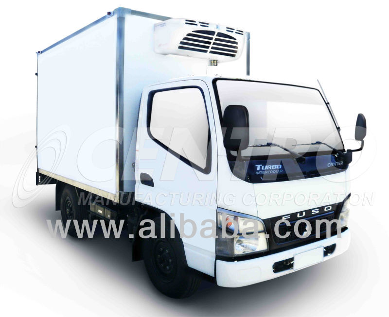 BRAND NEW REFRIGERATED VAN (CALL US:4806557/09328393712)