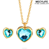 MECYLIFE Newest Stainless Steel Heart Jewelry