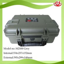 Waterproof hard plastic case M2500 trolley professional camera case Tricases