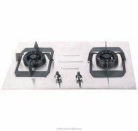 P1251 two burner embedded gas stove