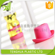 Hot Sale And Novelty Plastic Smiling Face Cup Drinking Water bottle
