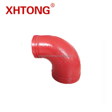 FM/UL /CE Approved cast reducing 90 degree elbow pipe fittings