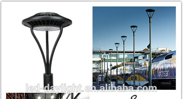 ETL DLC LED Area Lighting 170W 5years warranty LED Street Light LED Parking Lots 100w