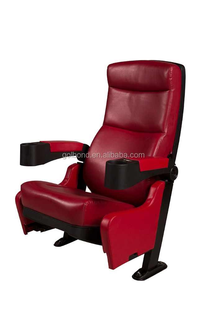 2015 new arrival push back cinema seat