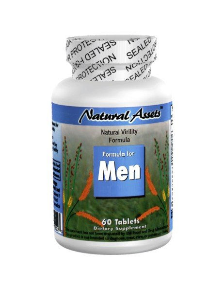 Dietary & Food Supplements for Men's Vitality