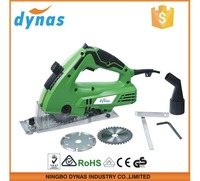 Portable compact corded electric circular saw power saw