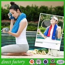 high quality sport microfibre towel made in china