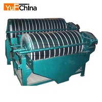 High Gradient Magnetic Separator for Concentrating Iron Ore
