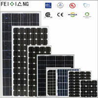 hot sale china supplier 1000w solar panel kit, small size solar panel