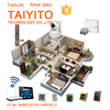 TAIYITO Smart Home Automation Manufacturer Wireless Zigbee smart home system