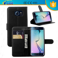 VCASE PU Leather phone cover case for samsung galaxy grand 2 g7102 g7106 with card solt