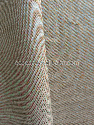 linen and cotton upholstery fabric home textile fabric