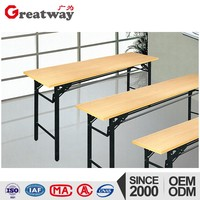 Factory Cheap Banquet Metal Folding Table