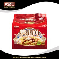 China manufacture best selling fat free ramen bag instant noodle
