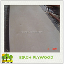 9mm Birch Termites Resistant Plywood with Good Quality