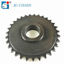 Thermoprocessed teeth roller chain 10B Sprockets and chains