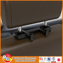 New Accessory Products For Car Headrest seat hook Movable Car Hook