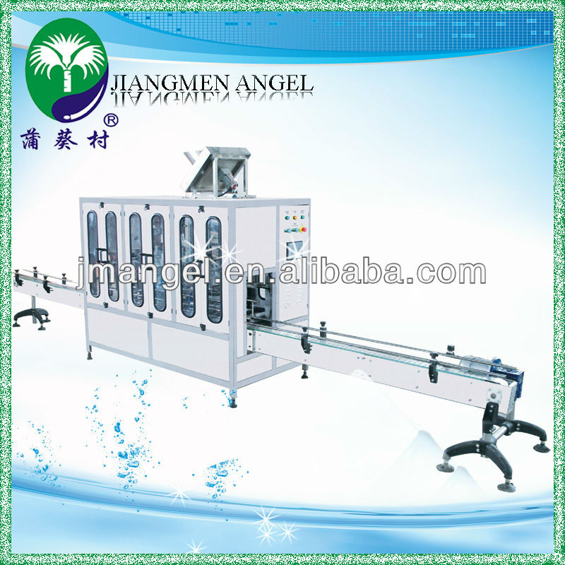 Full set of water factory producing machine mineral water bottling machine 3 gallon