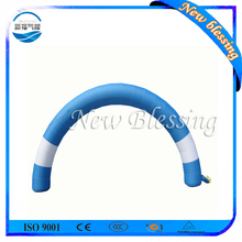Durable Inflatable Finish Line Arch, Inflatable Arch Tent